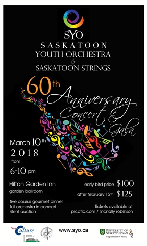 60th Anniversary Gala and Concert